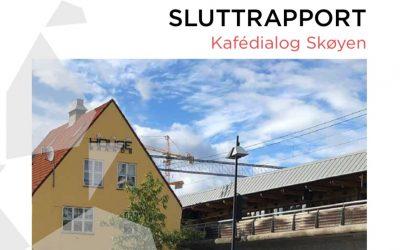 Utbyggere og innbyggere på Skøyen viser vei sammen