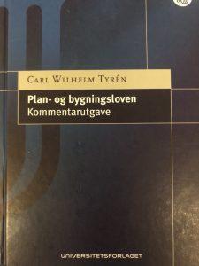 Plan- og bygningsloven kommentarutgave
