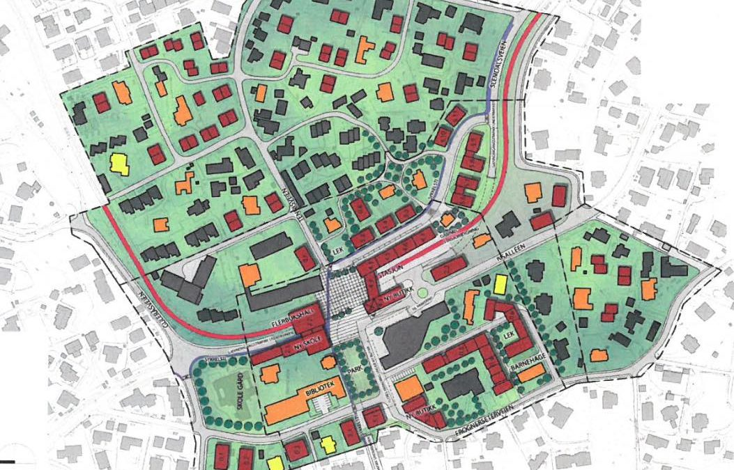 Byråd ønsker medvirkning i utviklingen av Slemdal
